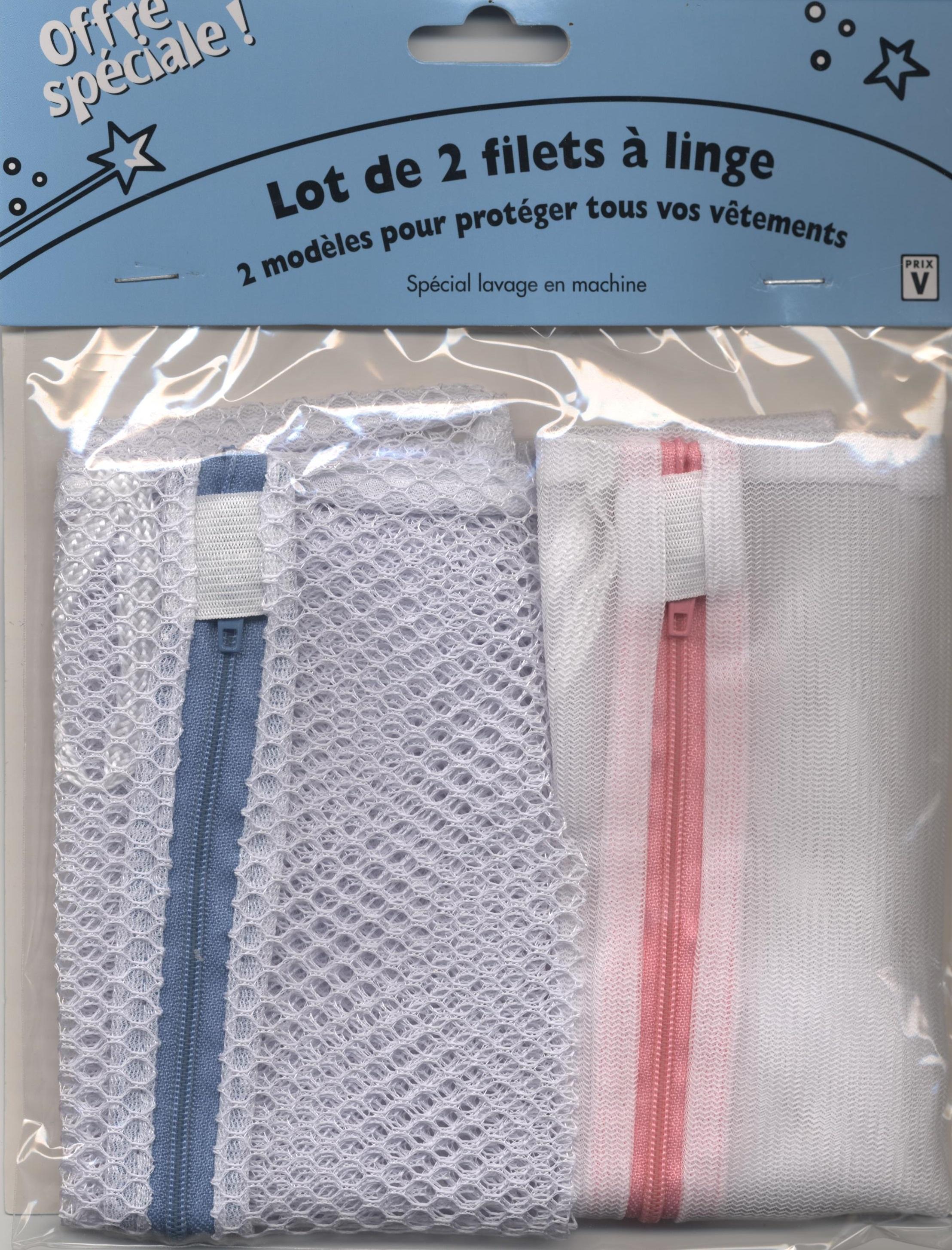 2 filets a linge pour machine laver linge delicat ebay. Black Bedroom Furniture Sets. Home Design Ideas