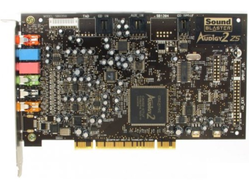 Creative Sound Blaster Audigy 2 zs N1.jp