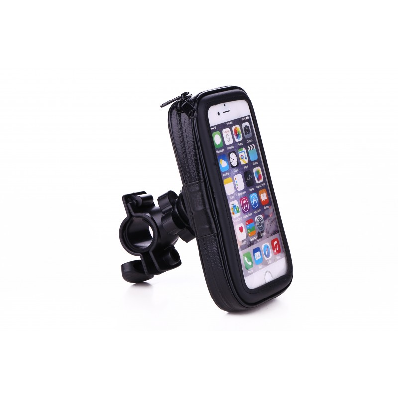 support velo pour smartphone mp3 gps jusque 4 7 ebay. Black Bedroom Furniture Sets. Home Design Ideas