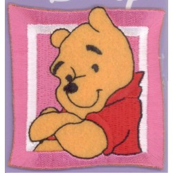 Ecusson Thermocollant Disney WINNIE L'OURSON