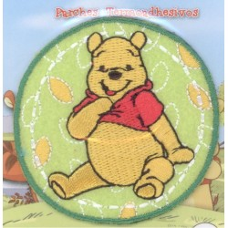 Ecusson Thermocollant Disney WINNIE L'OURSON COQUIN