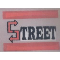 Ecusson Thermocollant STREET CREA PECAM