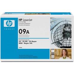 Toner NOIR  HP ORIGINAL POUR HP LASERJET 5SI / 8000 C3909A