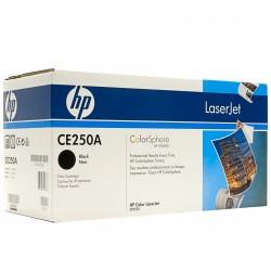 Toner NOIR  HP ORIGINAL POUR HP LASERJET Color CP3525, CM3530