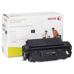 Toner NOIR  XEROX  POUR HP LASERJET 2100 / 2200 C4096A 96A