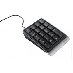 Pavé numérique USB avec hub USB intégré 2 ports LABTEC