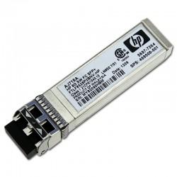 Transceiver HP AJ718A SFP +8Gb/s module émetteur-récepteur de réseau 150m