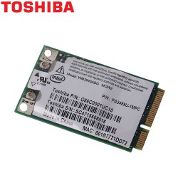 CARTE WIFI MINI-PCI EXPRESS Intel PRO/Wireless 3945ABG POUR TOSHIBA PA3489U-1MPC