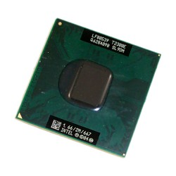 Intel Pentium Core Duo T2300E  1.66 GHz SOCKET M  FSB667 2 Mo SL9DM