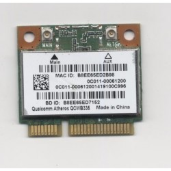 CARTE WIFI BLUETOOTH MINI-PCI EXPRESS Atheros AR9565 QCWB335 150Mbps + Bluetooth 4.0