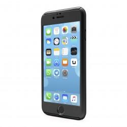 Coque intégrale iPhone 6 PLUS Noir Verre trempé