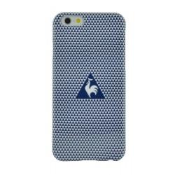 Coque Le Coq Sportif Graphique Triangles pour iPhone 6 Bleu