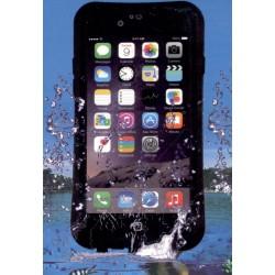 Étui étanche fine WATERPROOF pour IPHONE 6 PLUS / 6s PLUS