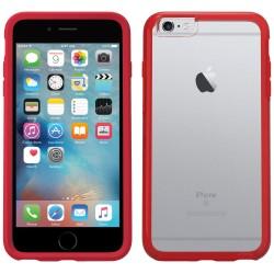 Otterbox Symmetry Coque antichoc fine et élégante pour iPhone 6 / 6s Cristal Rouge