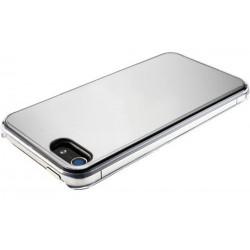 Coque Arrière rigide  QDOS pour I-Phone 5/5S/SE Effet Mirroir