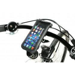 """Support Imperméable UNIVERSEL smartphone jusqu'a 5.5"""" pour Vélo HAPO.G"""
