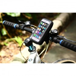 SUPPORT VELO POUR SMARTPHONE, MP3, GPS.. jusque 4,7""