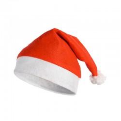 12 Bonnet de Noël en Feutrine taille unique