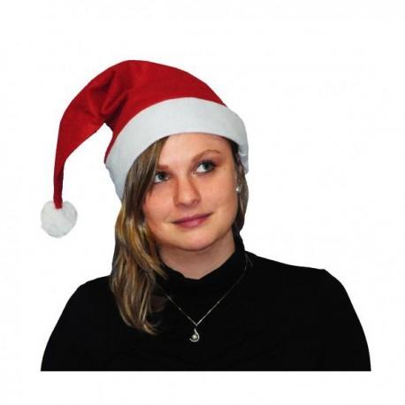 10 Bonnet de Noël en Feutrine taille unique