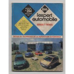REVUE TECHNIQUE L'EXPERT AUTOMOBILE N°354 RENAULT TWINGO
