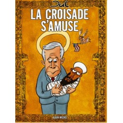 BD  La croisade s'amuse  JUL