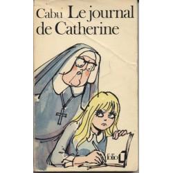 LE JOURNAL DE CATHERINE Cabu FOLIO 1974