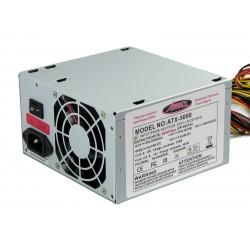 ALIMENTATION ATX Advance ATX-5000 silencieuse thermo régulée 480W