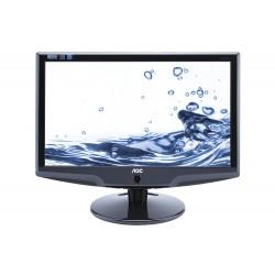 """ECRAN AOC 18.5"""" LCD AOC 931SWL  1366 x 768 pixels - 5 ms  VGA 16/9 - Noir"""