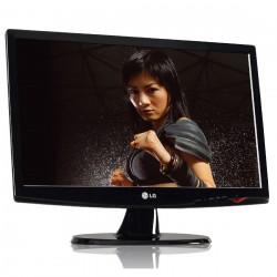 """ECRAN LG FLATRONW1943SE 18.5"""" LCD 1366 x 768 pixels - 5 ms  VGA 16/9 - Noir"""