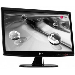 """ECRAN LG FLATRON W1943SB 18.5"""" LCD 1366 x 768 pixels - 5 ms  VGA 16/9 - Noir"""