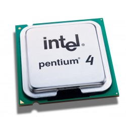 CPU Intel Pentium 4 HT 521 2.8GHz 1Mo 800Mhz Socket LGA775 SL8HX
