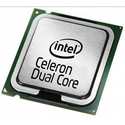 Intel Celeron E3200 DUAL CORE 2.4GHz 1Mo/800 socket 775 SLGU5