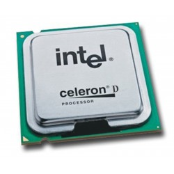 CPU INTEL CELERON D 335J 2.80 GHz 256 Ko 533 Mhz Socket LGA775 SL7TN