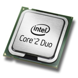 CPU INTEL Core 2 Duo E6300 1.86Ghz 2Mo 1066Mhz LGA775 SLA5E