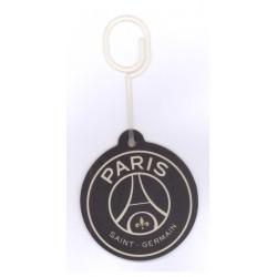 Desodorisant AUTO Logo Noir PSG Premium PARFUM MONOI