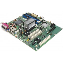 CM ATX Intel Desktop Board DG965RY SOCKET 775 INTEL - DDR2 - LAN - audio HD 6 canaux - PCI EXPRESS