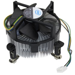 Ventilateur Radiateur INTEL pour CPU Intel CORE 2 DUO Socket 775 D60188-001