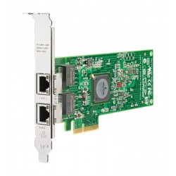 Carte RESEAU HP NC382T 1000Base-T Dual Port Server 2 ports ethernet Gigabit PCIe x4