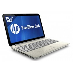 "HP HP Pavilion DV6 AMD A6-3410MX  4 Go 500 Go 15.6"" LED Graveur DVD Wi-Fi Webcam"