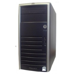 HP PROLIANT ML 110 G4 XEON DUAL CORE 3040 4 GO 320 GO DVDRW