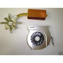 RADIATEUR + VENTILLATEUR CPU POUR HP NC 6000