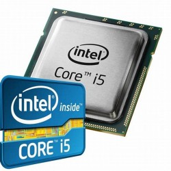 CPU INTEL Core i5-650 3.2 GHz 2 coeurs Socket LGA 1156 SLBLK