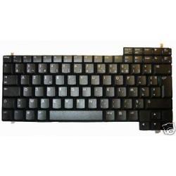 CLAVIER AZERTY COMPAQ N600C N610C N620C