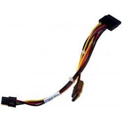 Câble Adaptateur ATX 4-Pin vers 2x SATA pour HP Elite 8000 8080 8100 8200 577799-001