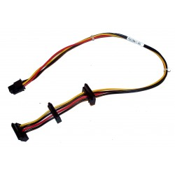 Câble alimentation ATX 4-Pin vers 3x SATA pour HP Elite 8000 8080 8100 8200 50 cm