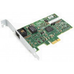 Carte RESEAU HP NC320T PCI-Express GigaLAN 1000BASE-T Ethernet 395866-001