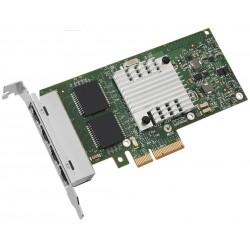 Carte RESEAU IBM INTEL I340-T4 1000Base-T 4 ports Gigabit PCIe x4 Low profile 94Y5167