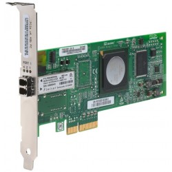 Carte RESEAU QLogic QLE2460 4Gb fibre optique multimode FC PCIe x4