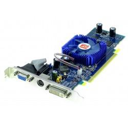 CARTE VIDEO SAPPHIRE ATI Radeon X1600 256MB VGA DVI TV OUT PCIe