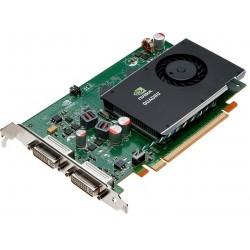 CARTE VIDEO NVIDIA Quadro FX 380 256MB Dual DVI  PCI Express